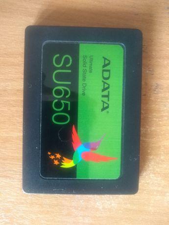 SSD на 120гигабайт