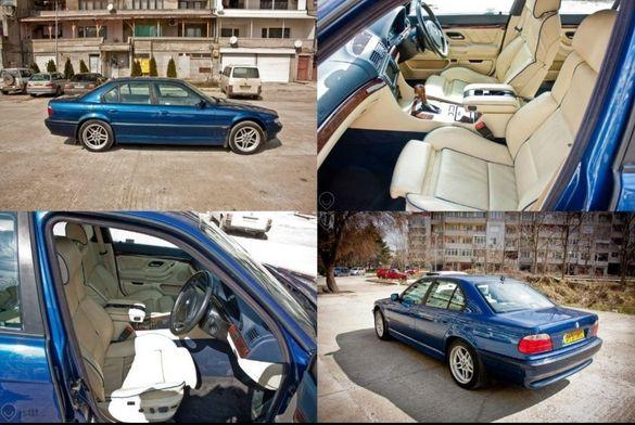 BMW E38 Е38 728i 730d 735i 740i м спорт m sport individual индивидуал