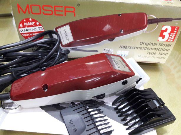 Срочно! Дёшево! Продаётся машинка для стрижки волос MOOSER