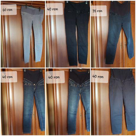 Haine/blugi/bluze/rochii pentru gravide H&M, NEXT 38, S
