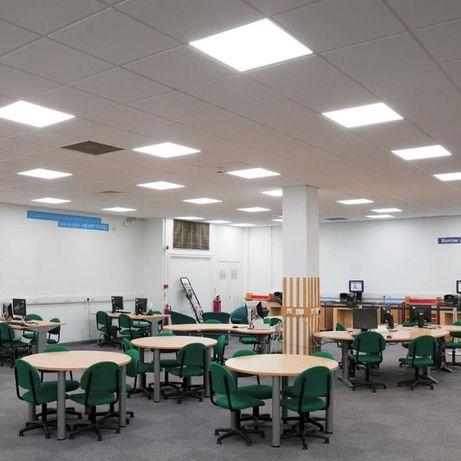 Панел LED 600х600 за окачен таван вграждане диоден , ЛЕД диодни панели