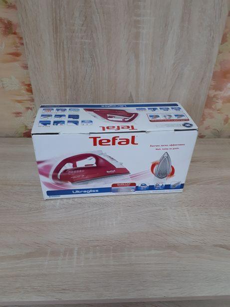 """Продается утюг """"Tefal """"новый."""