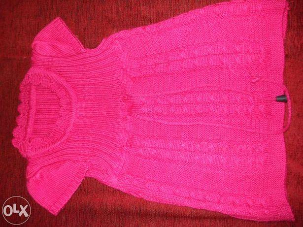 rochita tricotata melana 4-5 ani