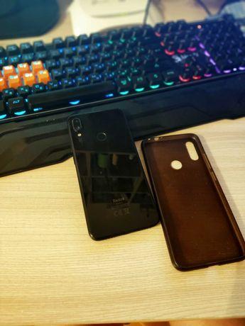 Xiaomi Redmi Note 7 4/64 Black в коробке