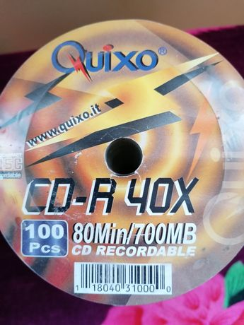 Vând cd-uri 700 MB... 100 buc...