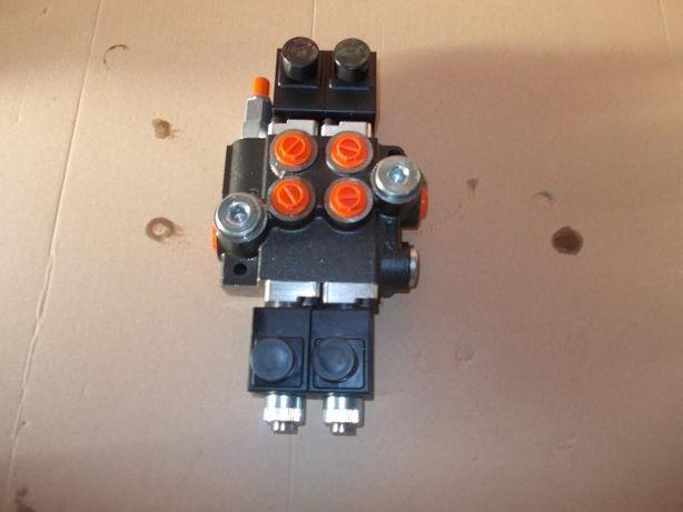 Distribuitor hidraulic electric 12-24 VDC