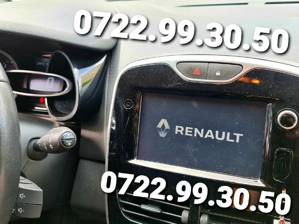 Renault Clio 4 Media Nav & Media Nav Evolution Full Europa Actualizare