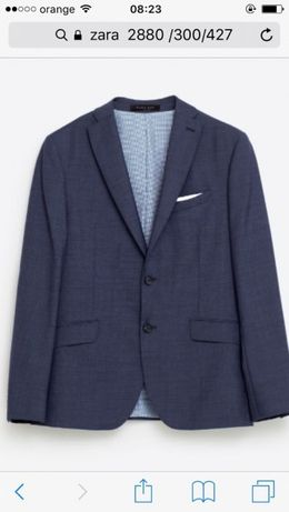 Sacou Zara nou 52 nu H&M Bigotti