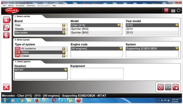 Инсталиране delphi + софтуер 2015 r3 + diesel max / turbocharger