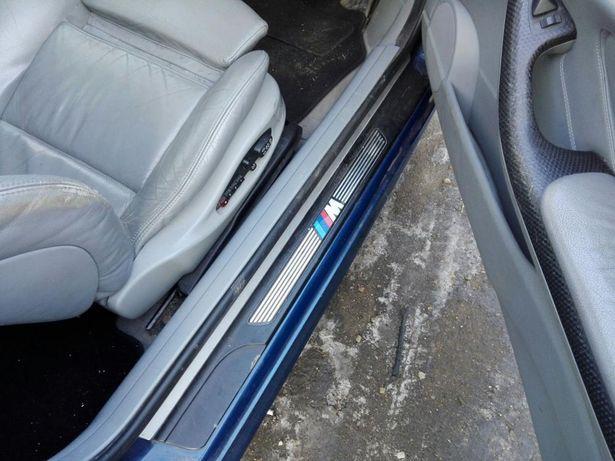 Praguri interior M bmw e46 coupe/cabrio