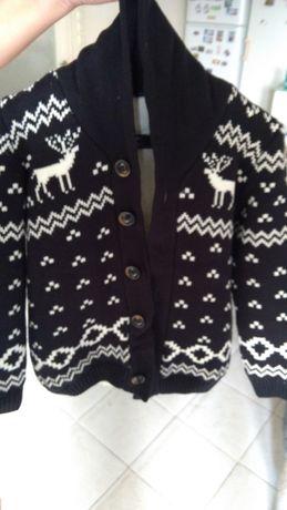 РАЗПРОДАЖБА8БР-80ЛВ.Пуловер и яке за момче/9-10годишно. Цена 10лв/брой