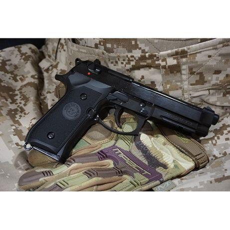 PISTOL-Arma-Airsoft CAL.6.04mm Beretta/TAURUS PT92 Full METAL Co2 gaz