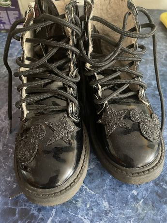Осенняя обувь для девочки 27 размера