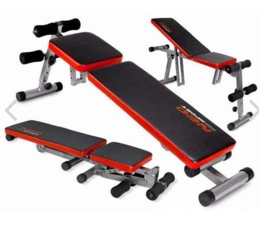 Атлетическая скамья тренажёр