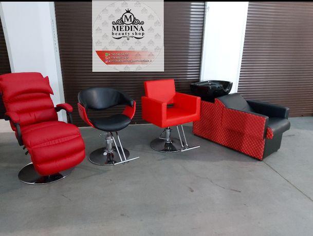Кресло, мойка парикмахерское
