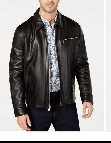 Мъжко кожено яке Майкъл Корс/ Michael Kors размер XL
