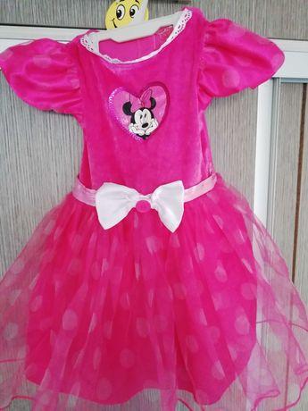 Детска рокличка на Мини Маус