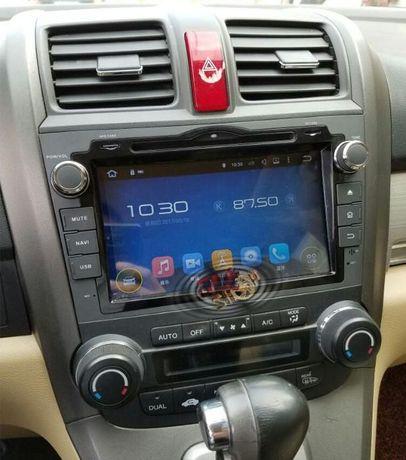 Navigatie Honda CR-V ( 2006-2011) 4GB RAM cu Android 9.0