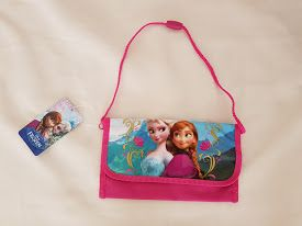 Poseta/Plic Disney Frozen,NOUA,25 lei