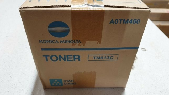 GENUINE ORIGINAL Toner Konica Minolta TN613 - C552 or C652 & C652DS