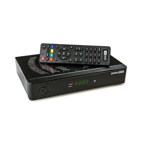 Open SX2 HD - спутниковый DVB-S/S2/T2-MI ресивер, IPTV, USB Wi-Fi