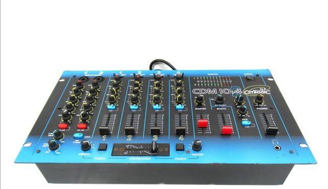 Mixer Profesional Citronic Cdm 10 4 Made in U.K 10/10