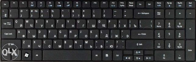 Клавиатура для ноутбуков
