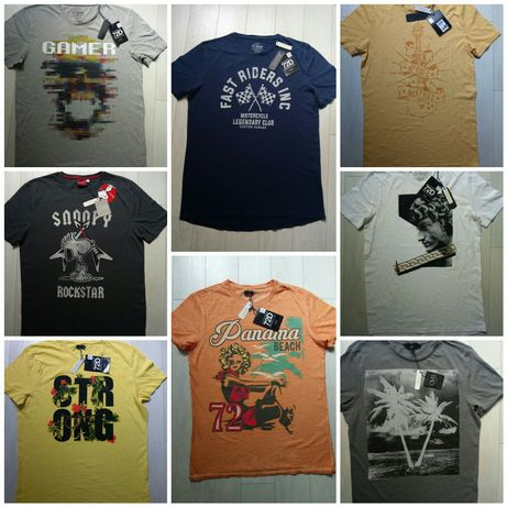 Нови мъжки тениски OVS