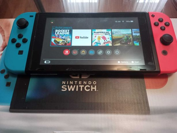 Nintendo Switch + jocuri