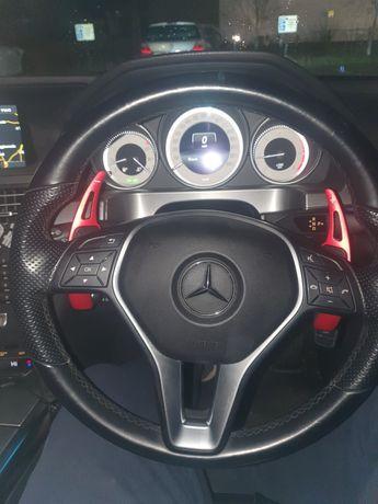Mercedes e class 220 CDI volan pe dreapta
