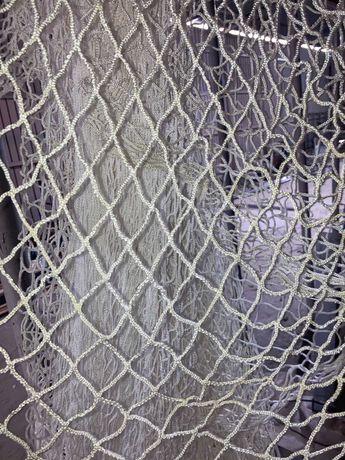 Заградительная сетка ячейка: 40*40 толщина: 2,6 мм