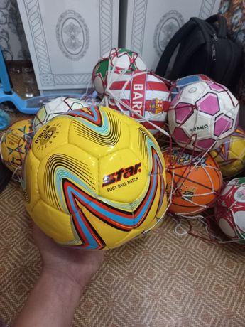 Мячи кожанные по низкой цене