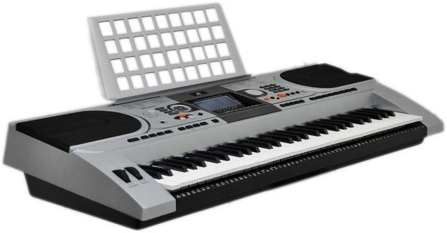 Полупрофессиональный синтезатор с Midi подключением