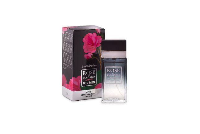 Parfum Rose of Bulgaria pt Barbati 60ML