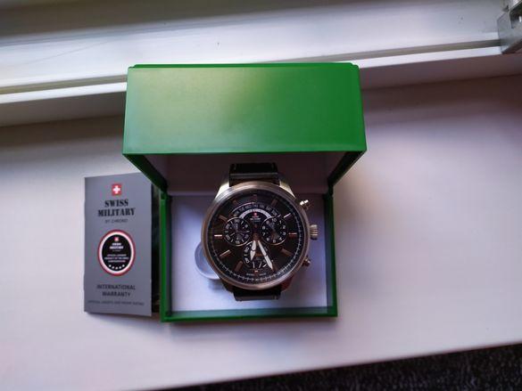Нов Мъжки швейцарски часовник Swiss Military