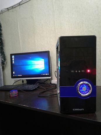 Продам системник Ryzen 3-2200Ge Vega8