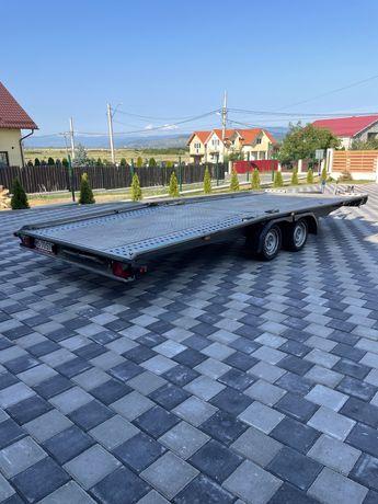 Platforma transport auto 5.5 m