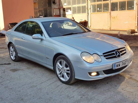 Mercedes W209 CLK320CDI 224кс OM642 7G-Tronic FACE на части !