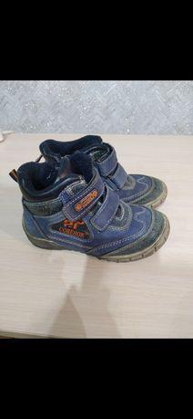 Ботиночки 27 размер натуралки