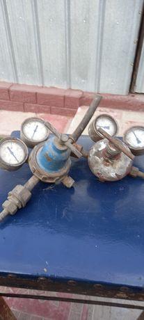 Редуктор кислородный и газовый