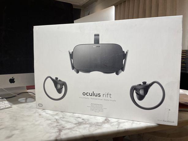 Set VR Oculus Rift CV1 | Set Complet Virtual Reality | Ocazie Unica!
