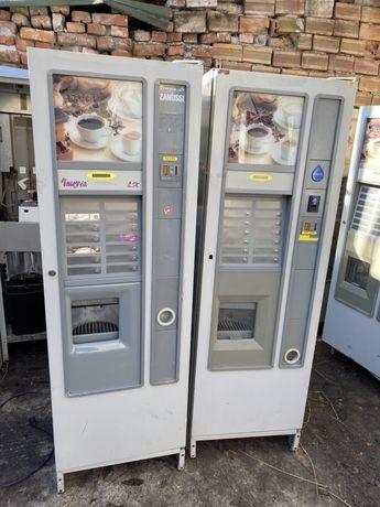 Вендинг кафе автомат зануси венеция на части