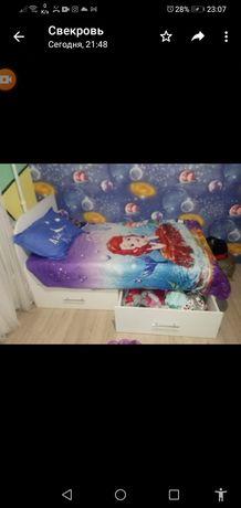 Кровать для наших деток