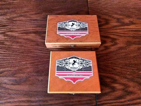Две Редки Колекционерски Кутий От Пури