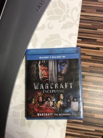 Vand film Warcraft 3D 2D romana sigilat