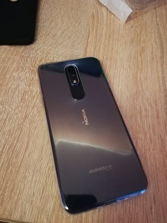 Carcasa Nokia 7.1 transparenta