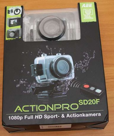Camera Video de actiune Actionpro SD20F , noua
