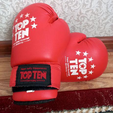 Срочно продам боксёрский перчатки