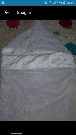 Vand paturica pentru carucior