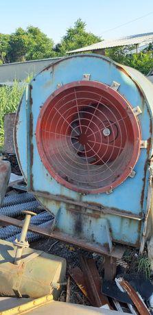 Турбинен вентилатор за зърно.